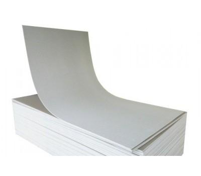 Гипсокартонная плита арочная KNAUF ГКП 2500*1200*6,5мм