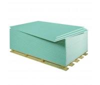 Гипсокартонная плита влагостойкая KNAUF ГКП 2000*1200*12,5мм