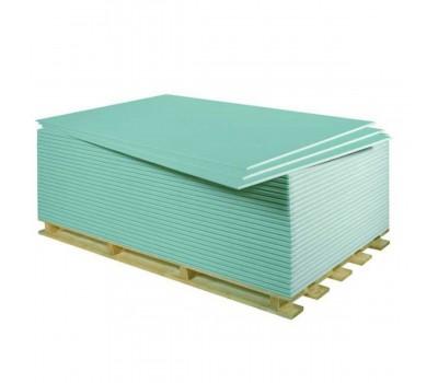 Гипсокартонная плита потолочная влагостойкая KNAUF ГКП 2000*1200*9,5мм