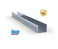 KNAUF Профиль UW 50/40/0,6-3,00м (м8/б160)
