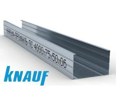 KNAUF Профиль UW 75/40/0,6-3,00м (м8/б120)