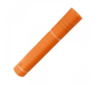 Штукатурная сетка фасадная 160 г/м² WORKS оранжевая, 5ммх5мм, рулон 1м*50м