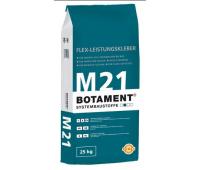 BOTAMENT M21 Р Белый Клей для плитки , 25кг
