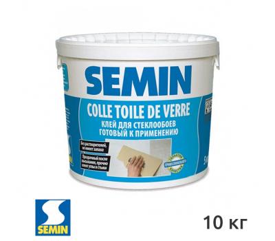 Клей готовый для стеклохолста влагостойкий SEMIN COLLE TDV, 10кг