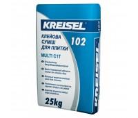 Клеящая смесь для плитки Kreisel 102, 25кг