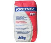 Клеящая смесь армирующая для ППС Kreisel 220, 25кг