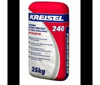 Клеящая смесь армирующая для минеральной ваты Kreisel 240 ЗИМА, 25кг