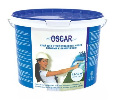Oscar Клей для стеклообоев, 10кг