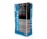 Клей для газоблоку Wallmix B-3, 25кг