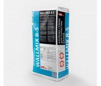 Клеящая смесь для пористих блоков Wallmix B-5, 25кг