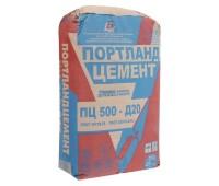 Цемент М-500 Д20, 25кг