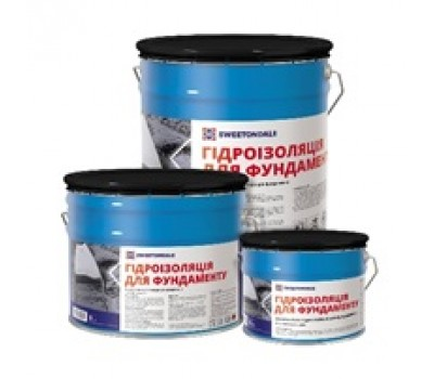 Гидроизоляция для фундамента Sweetondale, 17кг