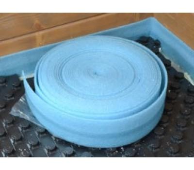 Лента демпферная для стяжки SANPOL 15см 8мм 50м/п