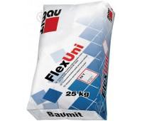 Клей для плитки BAUMIT FLEX UNI, 25кг