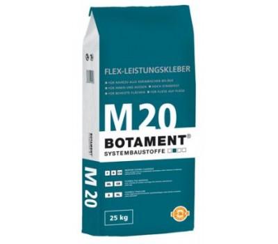 BOTAMENT M20 клеющая смесь для плитки
