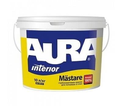 Краска для стен AURA MASTARE, 10л