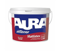 Краска латексная матовая DUFA Mattlatex D100, 10л