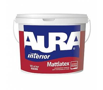 Краска матовая AURA MATTLATEX, 10л