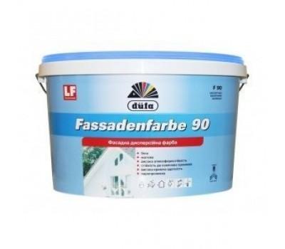 Краска фасадная DUFA FASSADENFARBE (RD 90), 25л