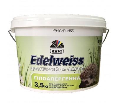 Краска акриловая DUFA Edelweiss D601, 10л