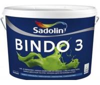 Краска BINDO 3 BW (WO), 10л