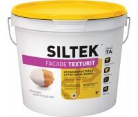Краска структурная фасадная SILTEK Faсade Texturit, 4,5л
