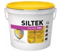 Краска атмосферостойкая фасадная SILTEK Faсade Pro, 9л