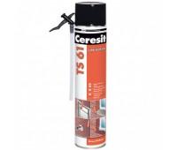 Пена монтажная CERESIT TS 61 (Стандарт), 500мл