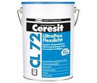 Гидроизоляционная смесь CERESIT CL-72 UltraPox FlexPrimer (2к),10кг