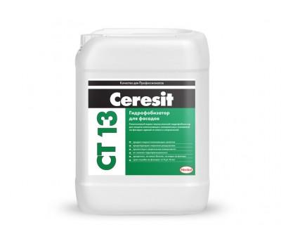 Универсальный гидрофобизатор CERESIT CT-13, 10л