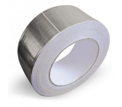 Лента для склеивания Isoflex tape металлизированная 50мм(50м)