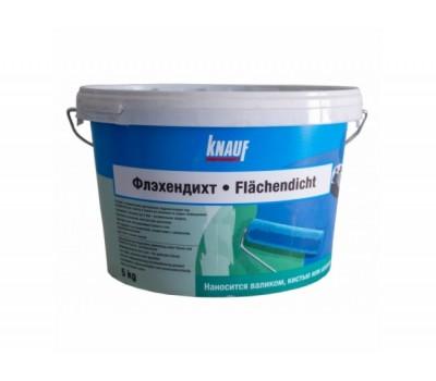 Гидроизоляция KNAUF FLACHENDICHT (ФЛЕХЕНДИХТ), 5кг