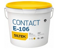 Грунтовка адгезионная SILTEK Е-106 Beton contact, 10л