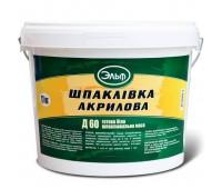 Шпаклевка MBA ЭЛЬФ Д-60, 17кг
