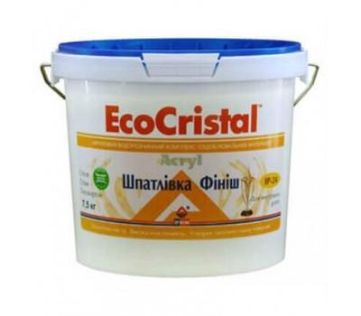 Шпаклевка финишная Ирком EcoCristal, 15кг
