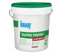 Пастообразная Шпаклевка Knauf Super Finish SHEETROCK 28 kg/33 шт/п