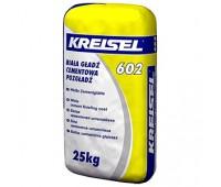 Белая цементная шпаклевка Kreisel 602, 25кг