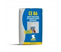 Шпаклевка высокопрочная SEMIN CE-86, 25кг
