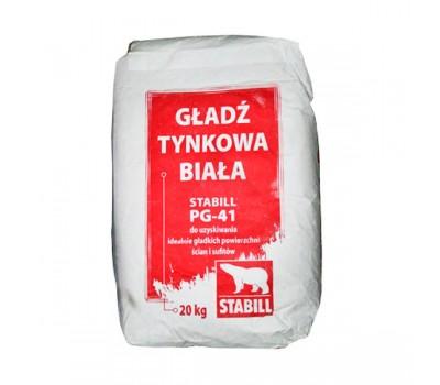 Шпаклевка Stabill PG-41, 20кг