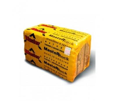 Минераловатная плита 100мм MASTER-ROK 30 В с(5 шт), 3м²