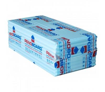 Экструдированный пенополистирол PENOBOARD 35-Г1 50х550х1200мм упаковка 8шт