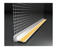 KNAUF Профиль оконный примыкающий L-образный, 3м (30шт/уп)